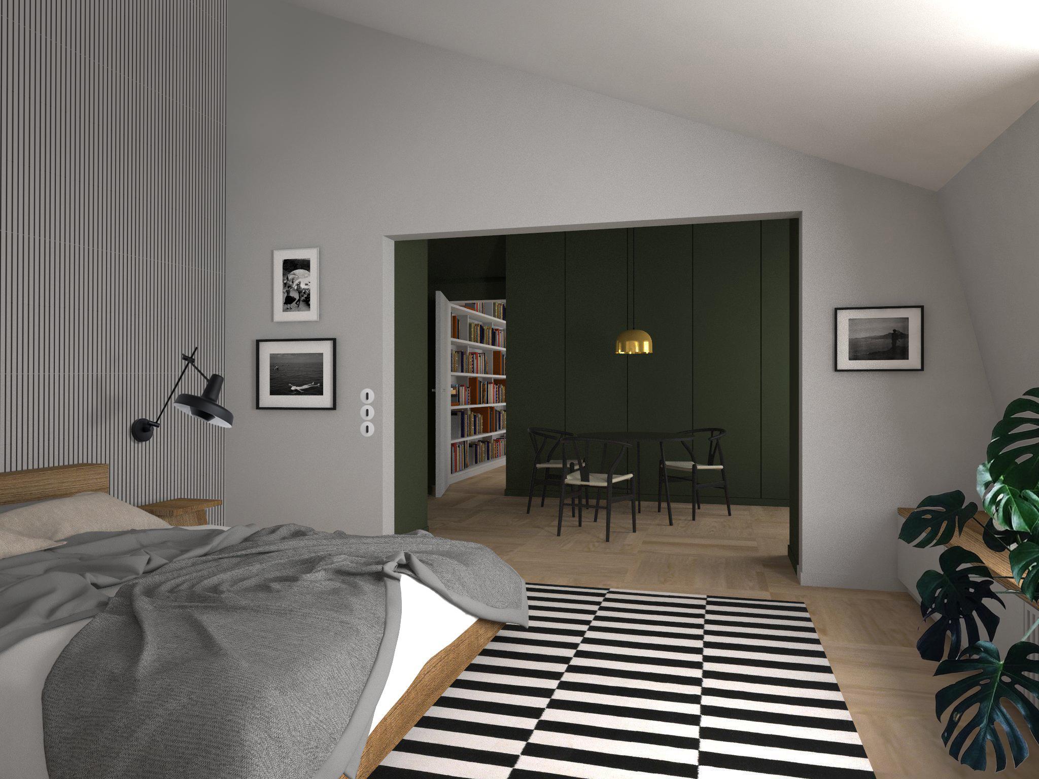 WIZ - sypialnia 2